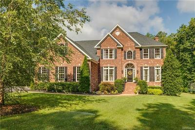 Single Family Home For Sale: 8229 Flannigan Mill Road