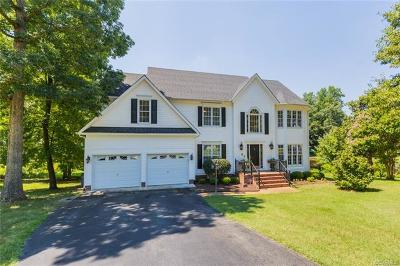 Single Family Home For Sale: 11608 Hickory Landing Place