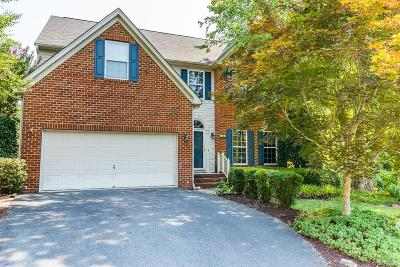 Hanover County Single Family Home For Sale: 8302 Mendenhall Place