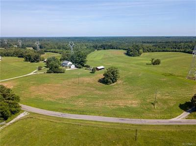 Hanover County Residential Lots & Land For Sale: Vontay Road
