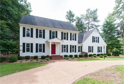 Chesterfield Single Family Home For Sale: 2101 Castleford Terrace