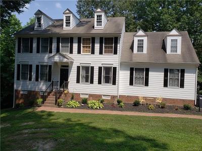 Hanover Single Family Home For Sale: 9150 Kings Charter Drive