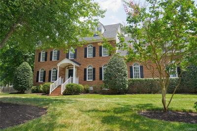 Henrico Single Family Home For Sale: 2913 Cottage Cove Drive