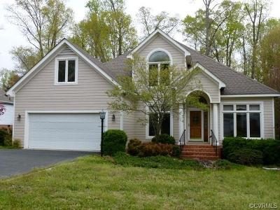 Midlothian Single Family Home For Sale: 14404 Clipper Cove Court