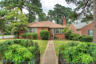 Richmond Single Family Home For Sale: 4718 Monument Avenue