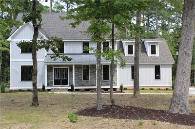 Goochland Single Family Home For Sale: 215 East Brook Run Drive