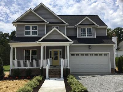 Henrico County Single Family Home For Sale: 9401 Three Chopt Road