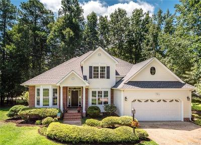 Chester Single Family Home For Sale: 4601 Rieves Pond Drive