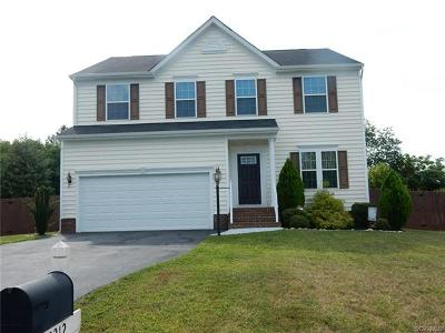 Henrico Single Family Home For Sale: 3212 Macallan Parkway