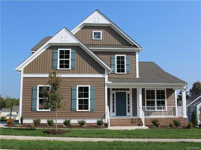 Chesterfield Single Family Home For Sale: 14154 Comstock Landing Drive