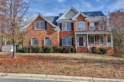 South Chesterfield Single Family Home For Sale: 14637 Grand Forest Terrace