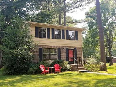 Nottoway County Single Family Home For Sale: 505 3rd Street