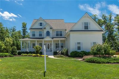 Chester Single Family Home For Sale: 15255 Willow Hill Lane