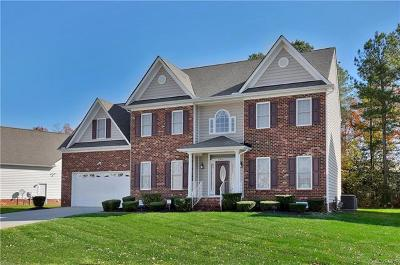 Chesterfield Single Family Home For Sale: 5807 Springmount Road