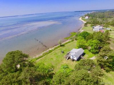 Single Family Home For Sale: 2017 Big Island Road