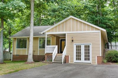 Chester Single Family Home For Sale: 4318 Hunters Landing Drive