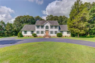 Hanover County Single Family Home For Sale: 7297 Crossing Oaks Trail