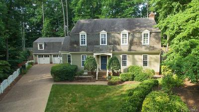 Henrico County Single Family Home For Sale: 2302 Snowcrest Court