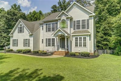 Prince George Single Family Home For Sale: 4109 Summers Hill Lane