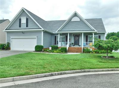 Chester Single Family Home For Sale: 13206 Silverdust Lane