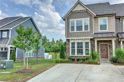 Chesterfield County Condo/Townhouse For Sale: 17473 Memorial Tournament Drive
