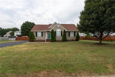 Hanover Single Family Home For Sale: 7024 Snowshed Lane