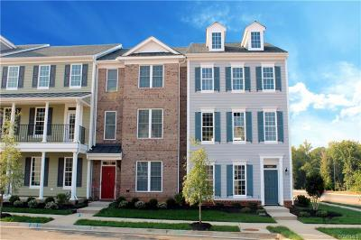 Midlothian Condo/Townhouse For Sale: 14322 Michaux Village Drive