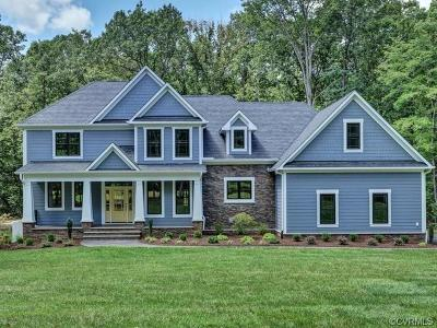 Powhatan County Single Family Home For Sale: 3183 Gullane Court
