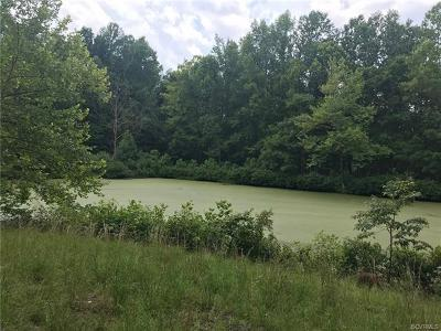 Amelia County Residential Lots & Land For Sale: Tbd Clementown Road