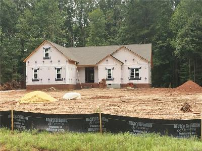 Powhatan County Single Family Home For Sale: 6104 Preakness Stakes Lane
