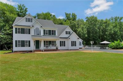 Chesterfield County Single Family Home For Sale: 4201 Otterburn Road