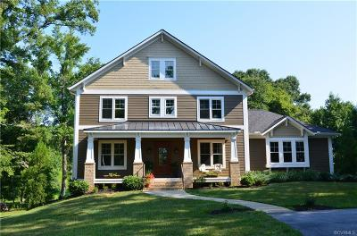 Powhatan Single Family Home For Sale: 3379 Manor Oaks Drive