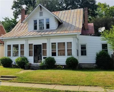 Colonial Heights Single Family Home For Sale: 314 Suffolk Avenue