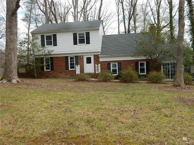 Chesterfield County Rental For Rent: 901 Elaine Avenue