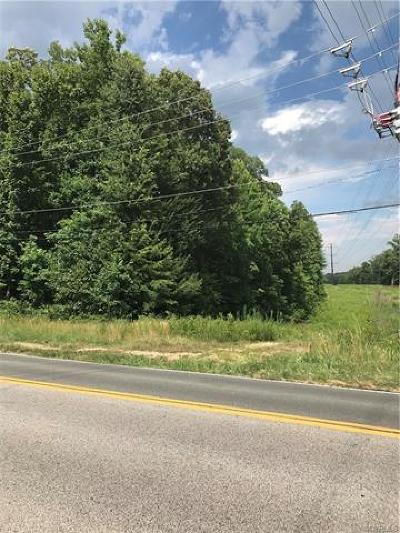Chesterfield County Residential Lots & Land For Sale: 209 Walton Park Road