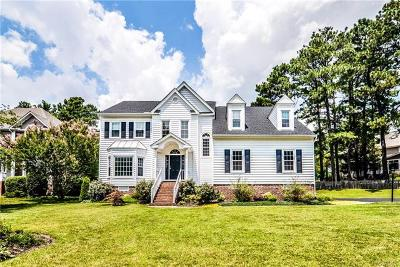 Mechanicsville Single Family Home For Sale: 9235 Rose Cottage Lane