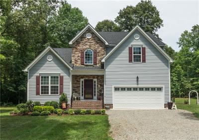 New Kent Single Family Home For Sale: 11676 Creeks Edge Road
