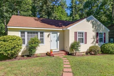 Henrico Single Family Home For Sale: 2706 Darnell Road