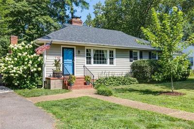 Henrico Single Family Home For Sale: 1516 Westbury Drive