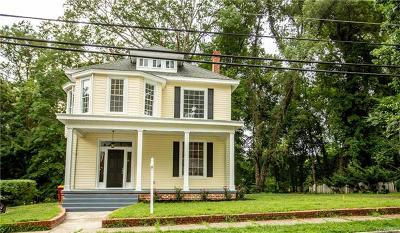 Petersburg Single Family Home For Sale: 339 North Boulevard