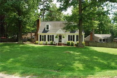 Chesterfield Single Family Home For Sale: 10805 Brookridge Way