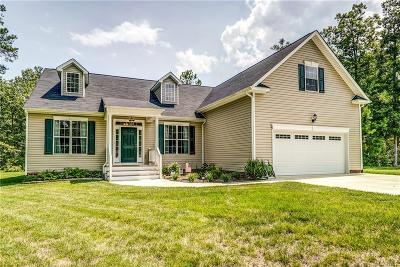 Chesterfield County Single Family Home For Sale: 3985 Harrmeadow Lane