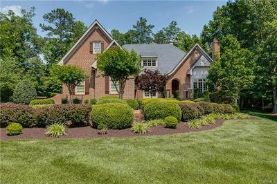 Goochland County Single Family Home For Sale: 92 Kinloch Lane