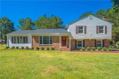 Henrico County Single Family Home For Sale: 7947 Tamarind Drive