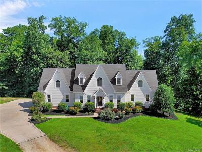 Chesterfield Single Family Home For Sale: 20700 River Road