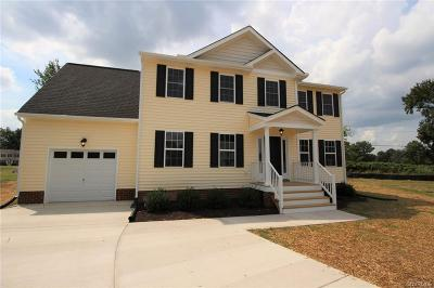 Henrico Single Family Home For Sale: 712 Stone Throw Court