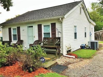 Ashland Single Family Home For Sale: 213 Randolph Street