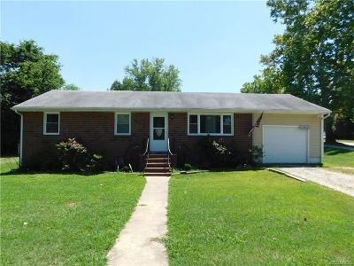 Hopewell Single Family Home For Sale: 100 Byrd Street