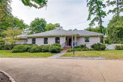 Henrico Single Family Home For Sale: 8004 Cameron Road