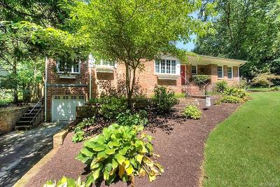 Richmond Single Family Home For Sale: 1427 Spring Grove Drive